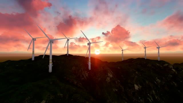 Wind Energy Turbine