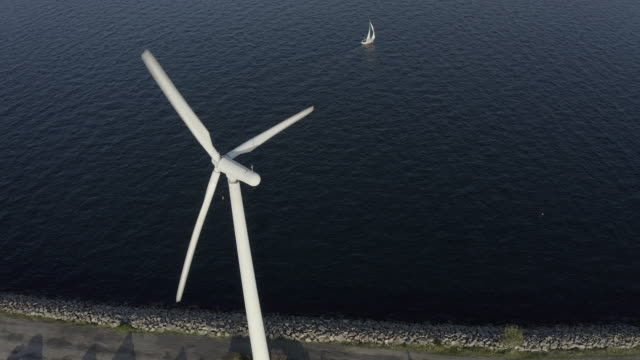 wind energy - bo tornvig stock videos & royalty-free footage