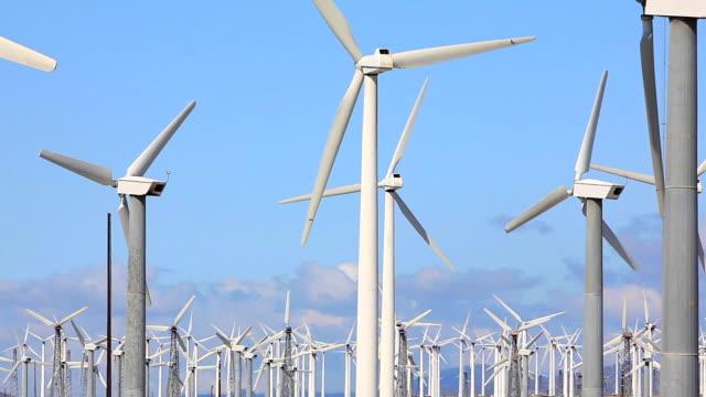 Wind Farm HD Video