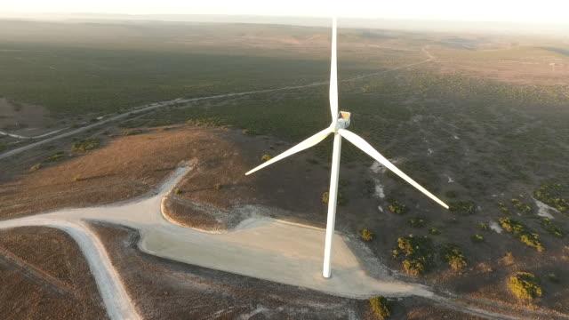 AERIAL wind farm/ Port Elizabeth/ South Africa