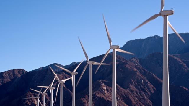 wind farm - wind power stock videos & royalty-free footage