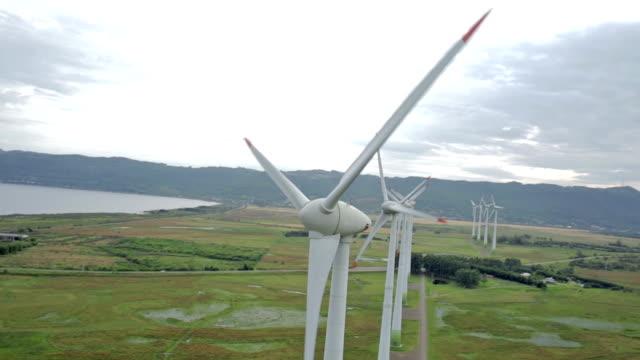 wind farm - brazil stock videos & royalty-free footage