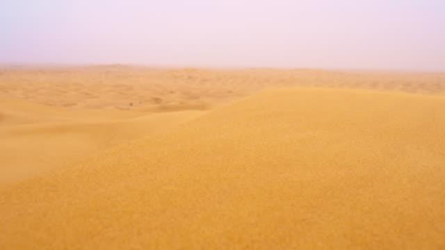 SLO MO vento do deserto