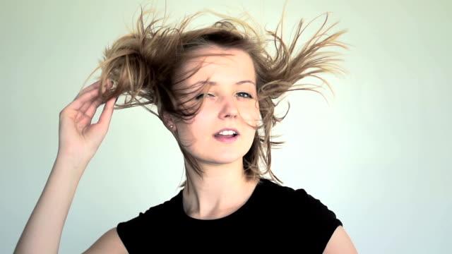 Vento nei capelli
