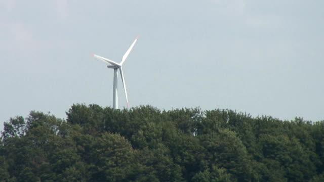 Wind mills.