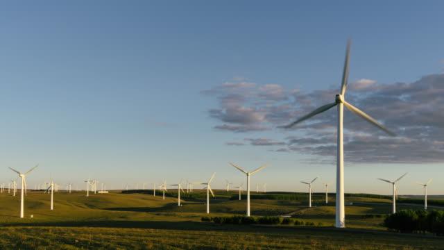 T/L-PAN Wind Power on grassland