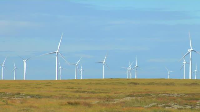 energia eolica - grandi pianure americane video stock e b–roll