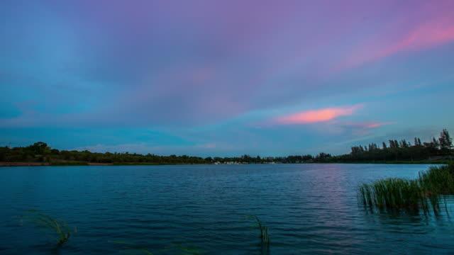 Wind River, a beautiful sunset.
