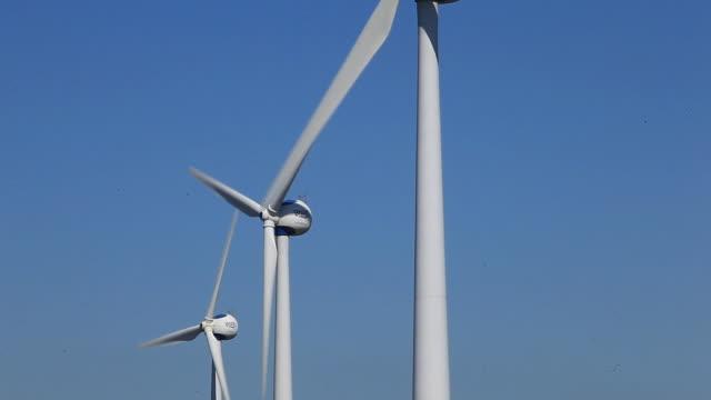 Wind Turbine at Ansan Tandohang area