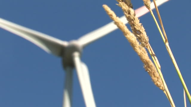 wind turbine - close up