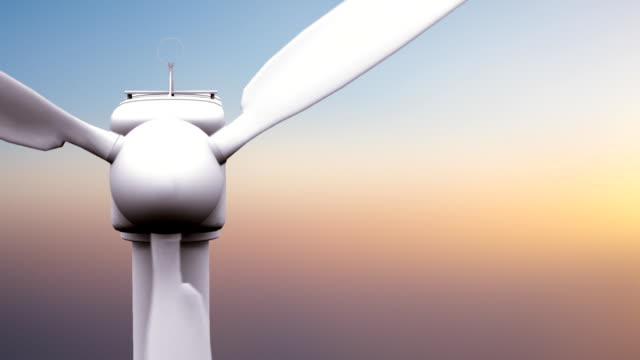 wind turbine detail,Loop