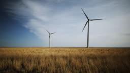 Wind turbine farm Dolly
