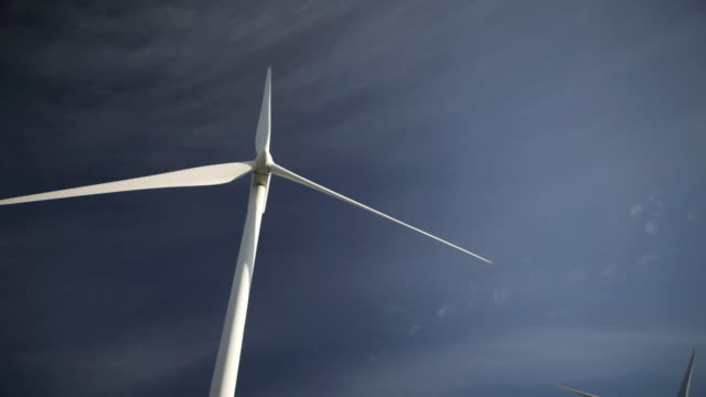 Wind turbine, Marbella, Spain