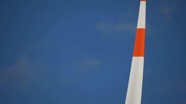 HD Wind Turbine Rotor Blades (Loopable)