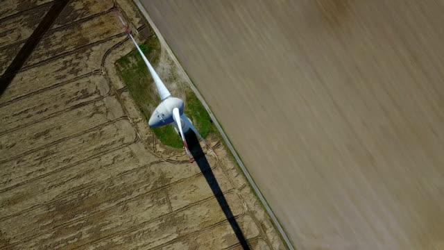 wind turbine - wind turbine stock videos and b-roll footage