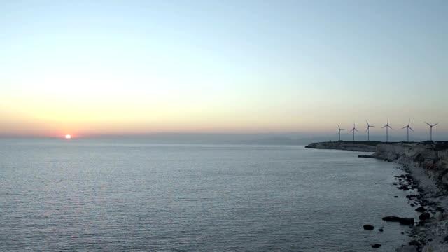 HD: Windturbines op eiland