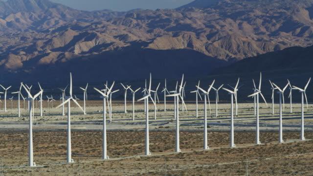 LS Wind turbines / Palm Springs, California
