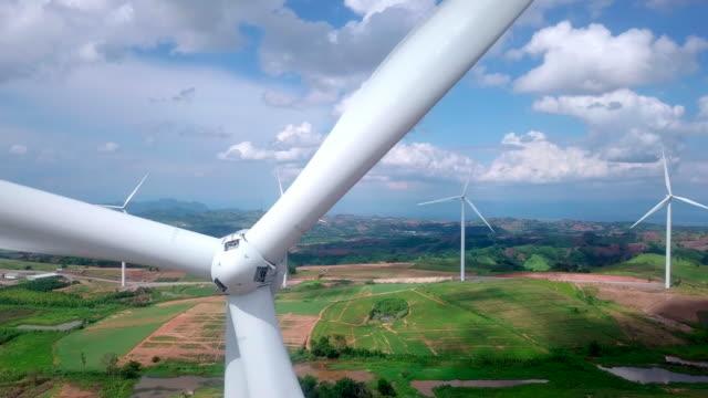 wind turbines renewable energy - mill stock videos & royalty-free footage