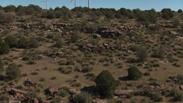 Wind Turbines revealed