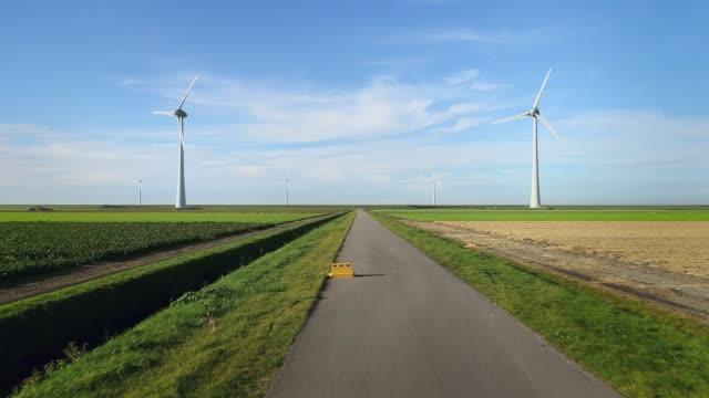 wind turbines - wind power stock videos & royalty-free footage
