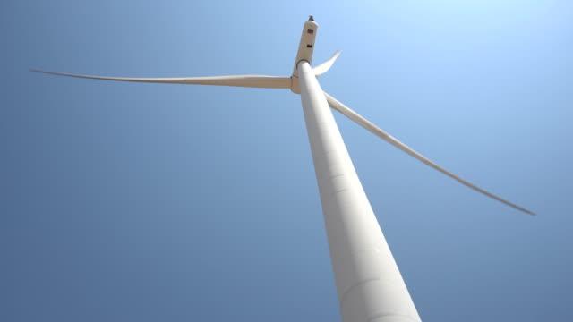 wind turbines - blade stock videos & royalty-free footage