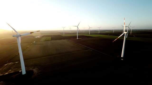AERIAL : Wind Turbines