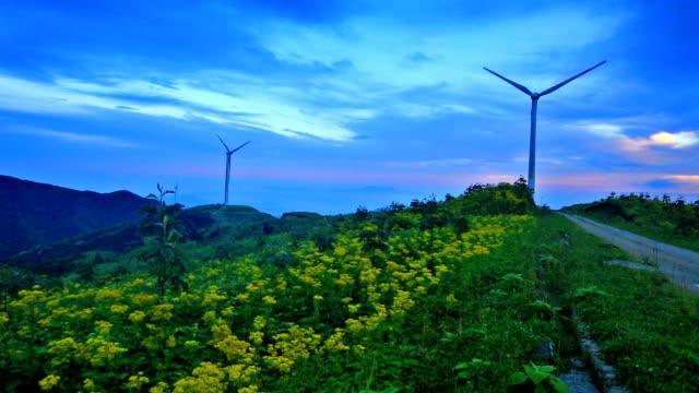 風力タービン - generator点の映像素材/bロール
