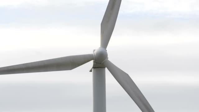 windmill turbine - blade stock videos & royalty-free footage