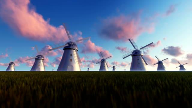 Windmolens landschap