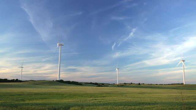 windmills - silvestre stock videos & royalty-free footage