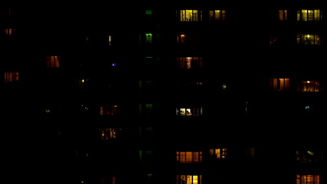 window apartment - rectangle stock videos & royalty-free footage