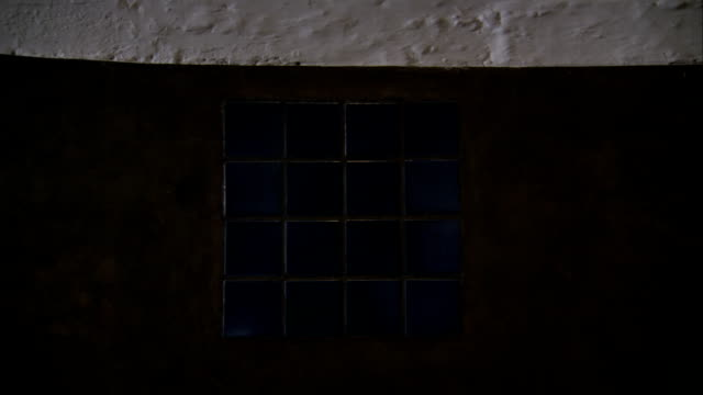 a window at the glasgow school of art demonstrates the influence of charles rennie mackintosh. available in hd. - charles rennie mackintosh stock videos and b-roll footage