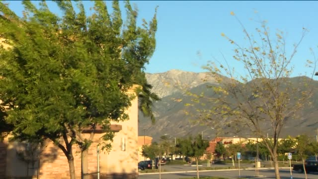 windy weather in canyon country. - santa clarita stock videos & royalty-free footage