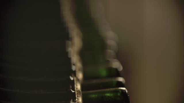 Wine bottle tops / Loire, France