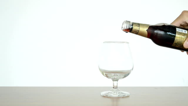 wine pouring - wine glass stock videos & royalty-free footage
