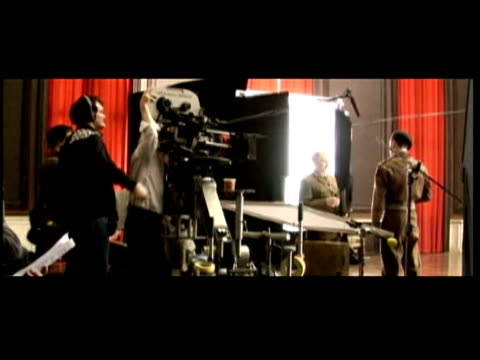 winner of the coveted palme d'or award in 1995 for pulp fiction, quentin tarantino is back in cannes, this time with his first war epic: inglourious... - epic film stock videos & royalty-free footage