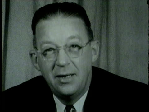 winners of the primary elections in chicago in 1954 - 1954 stock videos & royalty-free footage