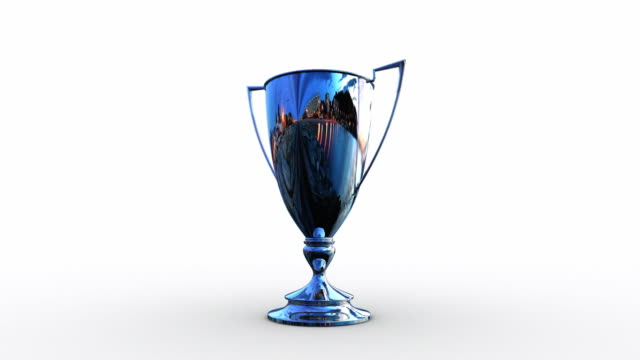 winners trophy hd - championship stock videos & royalty-free footage