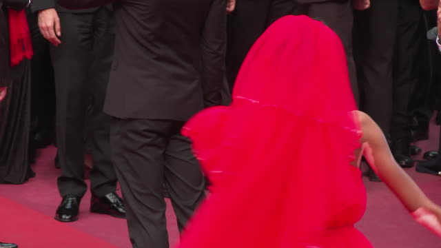 the 72nd cannes film festival on may 14 2019 in cannes france - winnie harlow stock videos & royalty-free footage