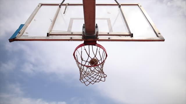 Gewinn im Basketball