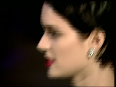 winona ryder at the 1997 academy awards vanity fair party at the shrine auditorium in los angeles, california on march 24, 1997. - 69th annual academy awards stock videos & royalty-free footage