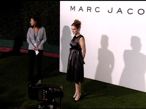 winona ryder at the opening of marc jacobs' three los angeles stores at 8400 melrose place in los angeles, california on march 17, 2005. - winona ryder stock videos & royalty-free footage