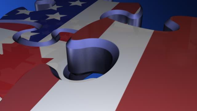 USA Wins the Center Spot!