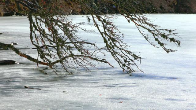 vidéos et rushes de winter and lake - vincent pommeyrol