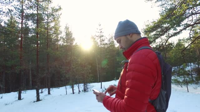 winter breaks - ski jacket stock videos and b-roll footage