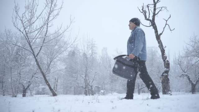 冬の休暇  - winter点の映像素材/bロール