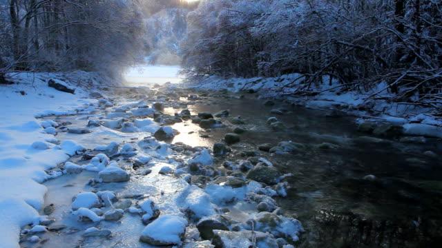 winter cascade in tirol