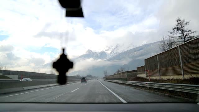 Winter in Österreich fahren