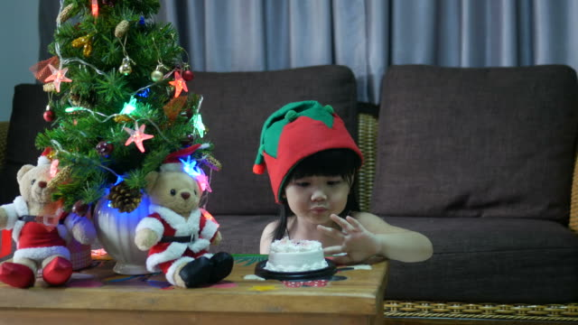 Winter Holiday Traditions - Brief(one girl eat cake)