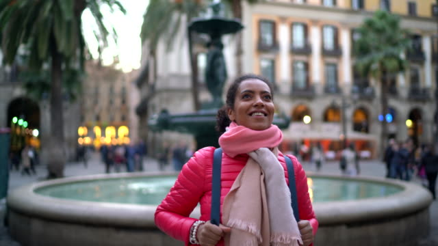 winter holidays in spain - exploration stock videos & royalty-free footage